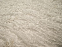 Sea bed, sand Stock Photo