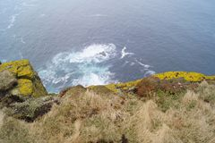 Marwick Head Scotland stock images