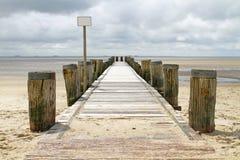Sea_boardwalk fotos de stock royalty free