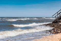 Sea, Body Of Water, Coastal And Oceanic Landforms, Shore royalty free stock image