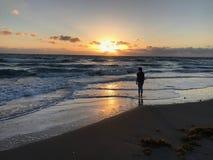 Sea, Body Of Water, Ocean, Horizon royalty free stock photos