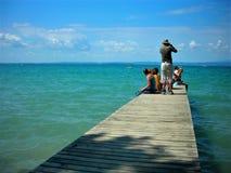 Sea, Body Of Water, Ocean, Sky royalty free stock photos
