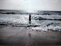 Sea, Body Of Water, Ocean, Wave stock photos