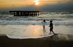 Sea, Body Of Water, Shore, Ocean stock photos