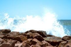 Sea, Body Of Water, Shore, Sky Stock Photo