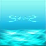 Sea bottom Stock Photos