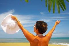 Sea breeze royalty free stock image