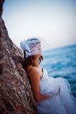 Sea bride Stock Photo