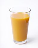 Sea buckthorn juice Royalty Free Stock Image