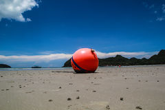 Sea Buoy Stock Image