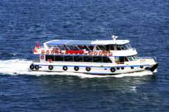 Sea bus Royalty Free Stock Photos