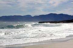 Sea in the Cape Stock Photo