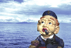 A Sea Captain Stock Images