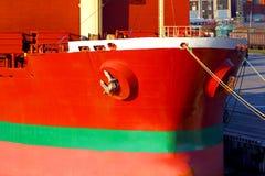 Sea cargo transportation Royalty Free Stock Photos
