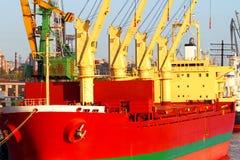 Sea cargo transportation Royalty Free Stock Photography