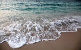 Sea caribbean. Nice beach at caribbean sea in  colombia Stock Photography
