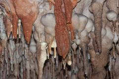 Sea Cave Kao-Kob in Trang Thailand Royalty Free Stock Photography