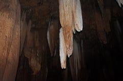 Sea Cave Kao-Kob in Trang Thailand Stock Image