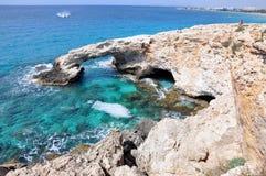 Sea Caves Stock Photos