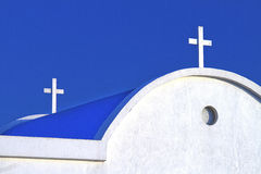 Sea Chapel Royalty Free Stock Photography