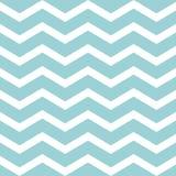 Sea chevron retro geometric seamless pattern. EPS 10 stock illustration