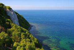Sea Cliff Royalty Free Stock Images