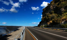 Sea Cliff Bridge Royalty Free Stock Image