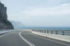 Sea Cliff Bridge Royalty Free Stock Images
