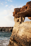 Sea cliffs Stock Images