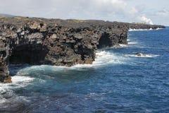 Sea Cliffs on the Coast Stock Image