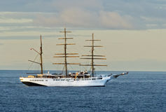 The Sea Cloud II Royalty Free Stock Photos