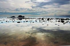 Sea coast Stock Photography
