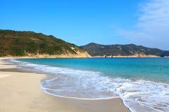 Sea coast beach Stock Image