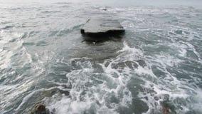 Sea and Coast. stock video