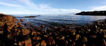 Dublin... Sea coast port Royalty Free Stock Photography