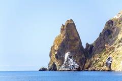 Sea coast Royalty Free Stock Images