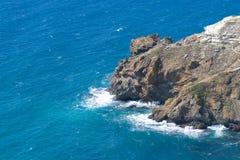The Sea coast Royalty Free Stock Photo