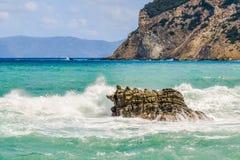 Sea, Coastal And Oceanic Landforms, Body Of Water, Coast stock image