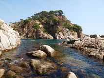 Sea coastline Stock Photo