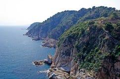 Sea and coastline. Stock Photography