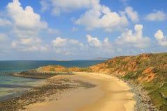 Sea coastline Stock Photography