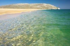 Sea coastline Royalty Free Stock Photos