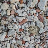 Sea cobblestone Royalty Free Stock Images
