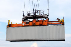 Sea container Stock Photos