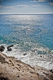 Sea of Cortez Royalty Free Stock Photography