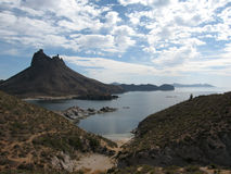 Sea of cortez Royalty Free Stock Photos