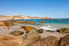 Sea of Cortez, Cabo San Lucas Royalty Free Stock Photo