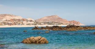 Sea of Cortez in Los Cabos, Mexico Stock Image