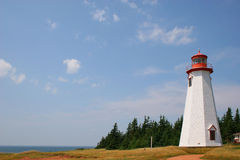 Sea Cow Head Lighthouse Stock Photo