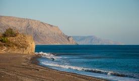 Sea Crimean landscape Stock Photo